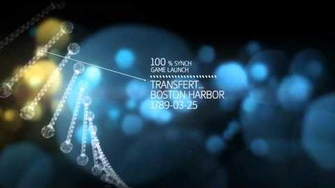 Assassin's Creed 3 - Trailer Animus FR