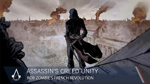 Assassin's Creed Unity Presents Rob Zombie's French Revolution