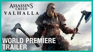 Assassin's Creed Valhalla Cinematic World Premiere Trailer Ubisoft NA