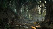 Jungle AC4 concept