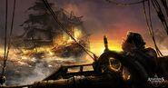 ACIV Bataille navale Jackdaw concept