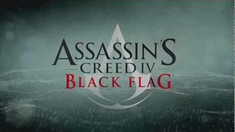 Assassin's Creed 4 Black Flag - Edward Kenway, A Pirate Trained By Assassins
