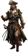 Assassin's Creed IV - Edward the Legendary