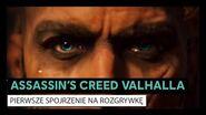Assassin's Creed Valhalla – Pierwszy zwiastun z rozgrywki