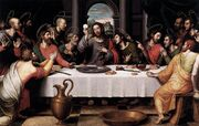AC2 - The Last Supper - Joan de Joanes
