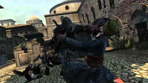 Assassin's Creed Revelations Combattimento