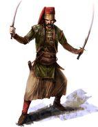-Agile Ottomano fighter Artwork