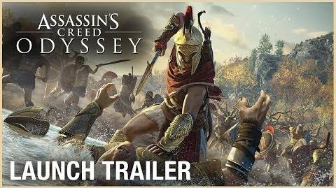 Assassin's Creed Odyssey Launch Trailer Ubisoft NA