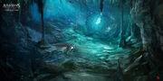 AC3L Underwater Tunnel - Concept Art