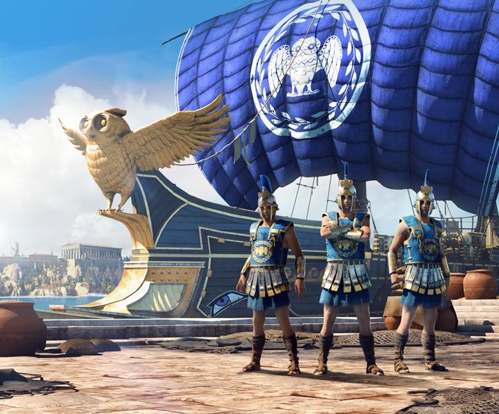 Elite Athenian Naval Pack