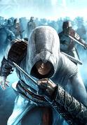 AC - Altair flees Crusaders