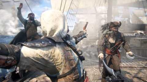 Assassin's Creed IV Black Flag -- Spot TV IT