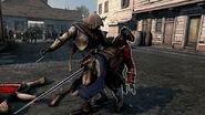 ACIII Connor combat ciblage