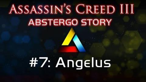 Assassin's Creed III Abstergo Story 7 Angelus