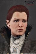 ACS Lucy Thorne Head Model