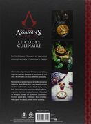 AC Cookbook French back cover