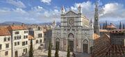 ACID Basilica of Santa Croce Day Concept
