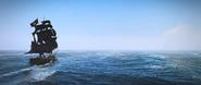 ACIV Jackdaw voiles death vessel