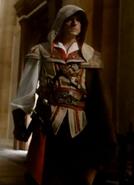 Giovanni in abiti da Assassino