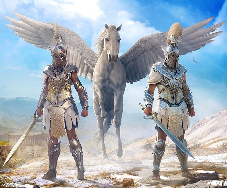 Pegasos Mythical Pack