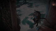 ACO Conflicts of Interest - Bayek sneaking into warehouse