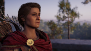 ACOD Ashes to Ashes - Kassandra Heard Crying