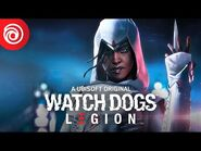 Watch Dogs- Legion – Assassin's Creed Crossover Trailer