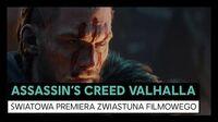 Assassin's Creed Valhalla – Zwiastun filmowy