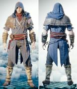 ACU Handmade Medieval Outfit