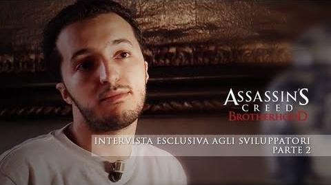 Assassin's Creed Brotherhood - Intervista esclusiva agli sviluppatori - Parte 2