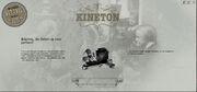 Search Engine - Kineton