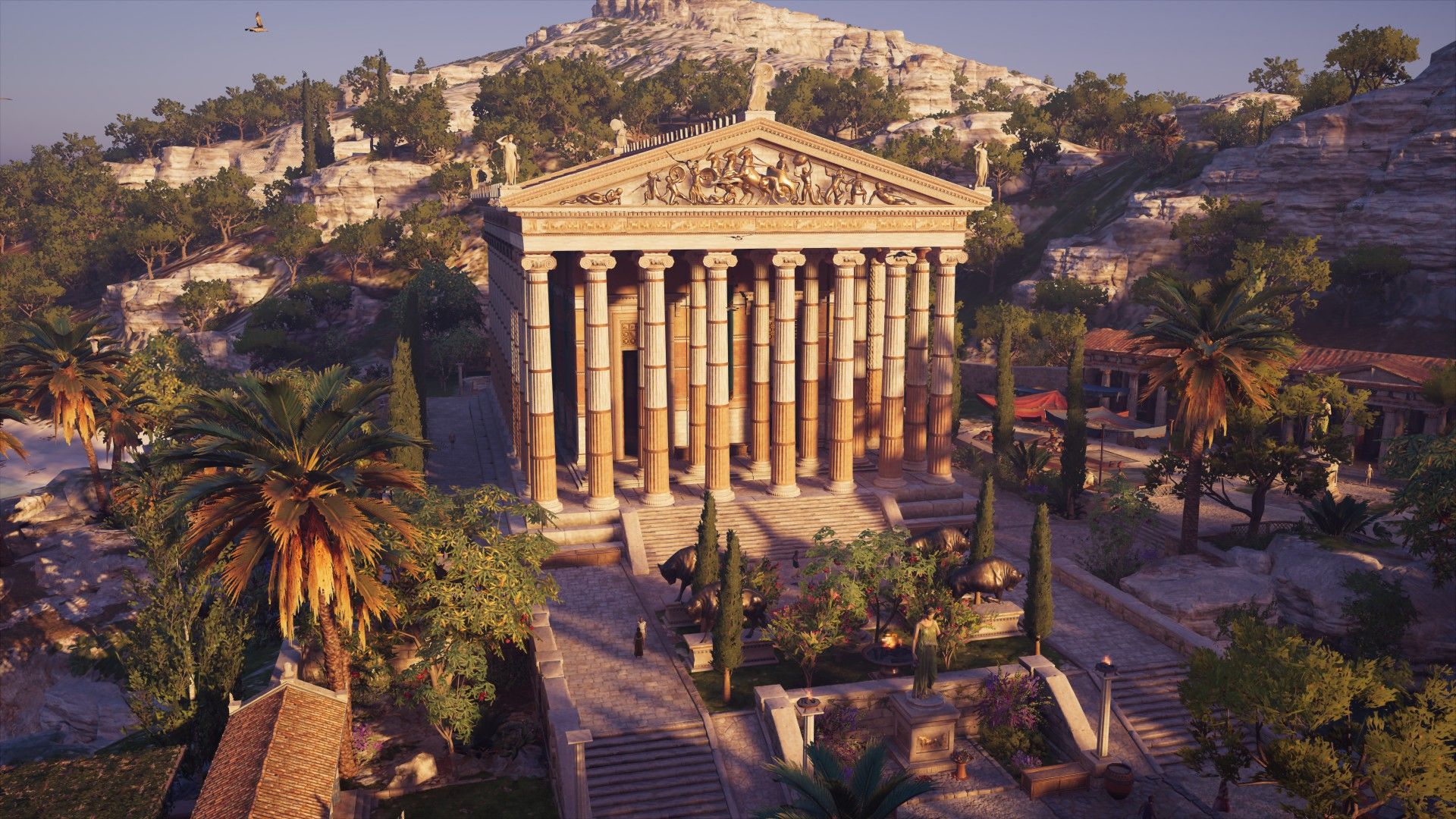 Temple D Hera Samos Wiki Assassin S Creed Fandom