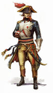 Napoleone Bonaparte concept art