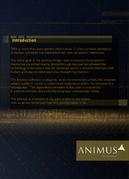 ACO Documentation - Animus Guide - Introduction