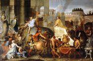 L'Entrée d'Alexandre le Grand dans Babylone