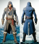 ACU Improved Bourgeois Outfit