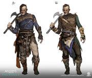 ACV - Ivarr the Boneless concept 2