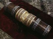 Arnaud Valette - ceremonial block