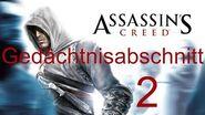 Assassin's Creed 1 Gedächtnisabschnitt 2