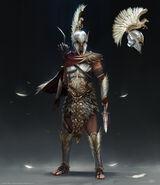 David-paget-pegasos-armour