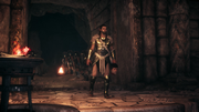 The Serpents Lair - Deimos arrives - Assassins Creed Odyssey