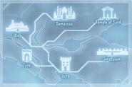 ACAC Mappa del mondo iPhone