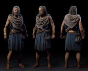 ACOD Barnabas body models