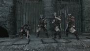 Adeptes de Romulus combat 2