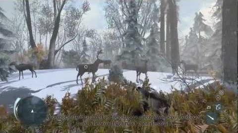 Assassin's Creed III - becommentarieerde demomissie Frontier