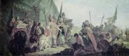Initiates Alexandre le Grand Hydaspe