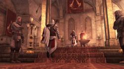 Quartier général des Assassins de Rome