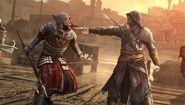 Revelations Ezio killing guard