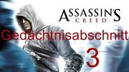 Assassin's Creed 1 Gedächtnisabschnitt 3