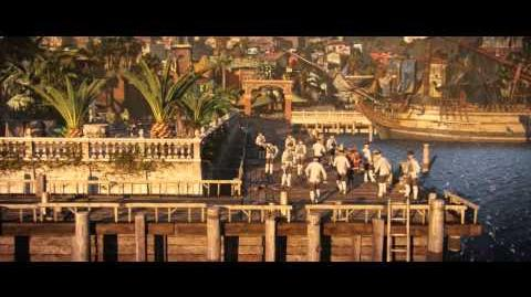 Trailer E3 2013 - Assassin's Creed 4 Black Flag IT